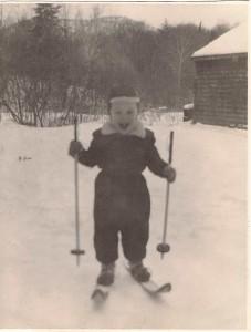 Greg circa 1950