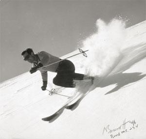 Nelson Bennett in 1946