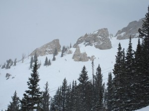 High Traverse at Alta