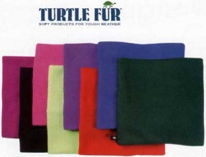 Turtle Fur Fleece Neckwarmers
