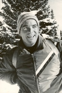 Pete Seibert (Photo from Colorado Ski Museum)