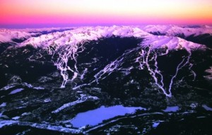 Whistler Blackcomb Ski Areas