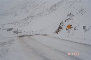 Loveland Pass Road Conditions
