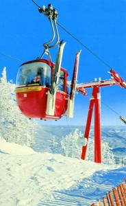 Original Stowe Gondola installed in 1968