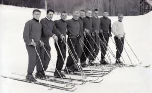 1955-56 Middlebury Ski Team