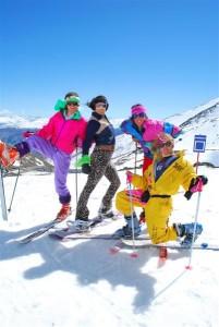 1980s Ski Wear