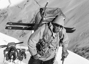 Hans Gmoser the Mountaineer