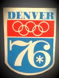 Denver Olympics Patch