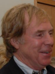 CB Vaughan in 2013