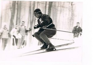 CB Vaughan Skiing for Vermont Academy