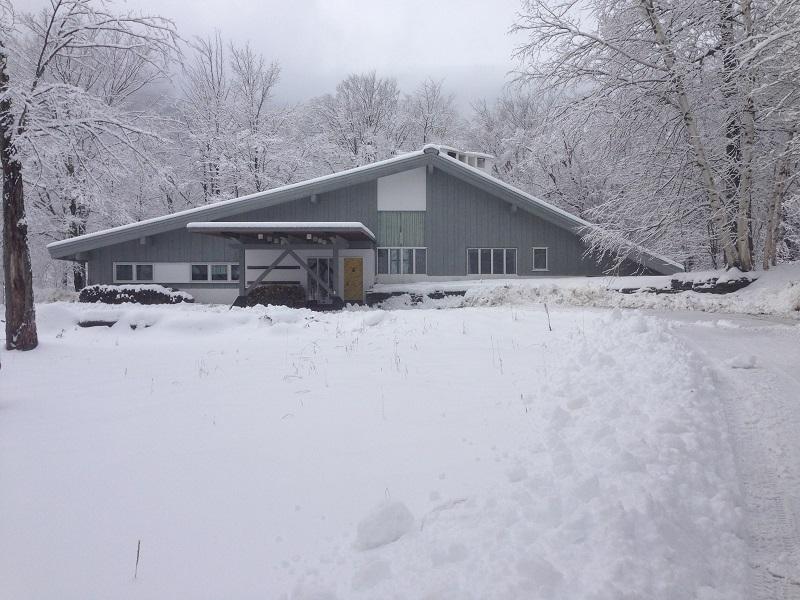 Tom Watson Jr.'s House on Little Spruce