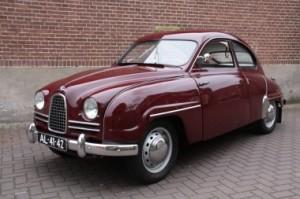 1956 Saab 93