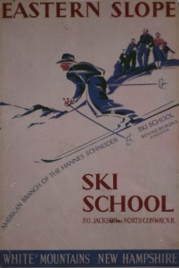 Eastern Slope Ski School Poster