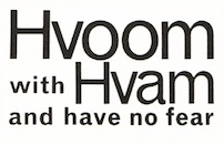 Hvoom with Hvam