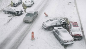Interstate Pile-up