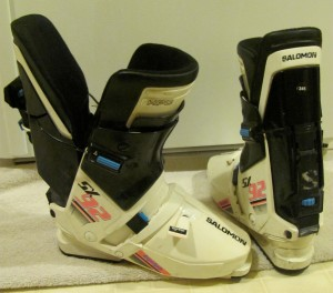 Salomon SX92 Rear-Entry Ski Boots