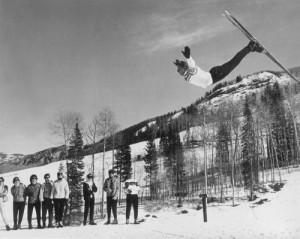 Stein Eriksen's Flip