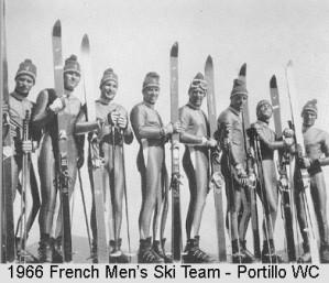 1966 French Men's Team
