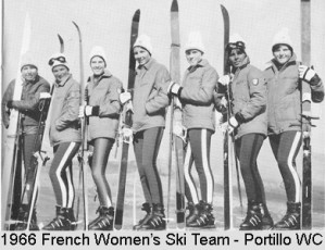 1966 French Women's Team