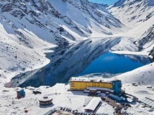 Hotel Portillo and Ski Area