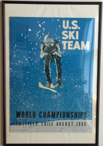 FIS 1966 Poster in Parker Riehle's Office