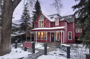 Little Red Ski Haus in Aspen