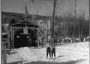 Mt Mansfield T-Bar