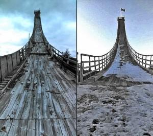 Nansen Ski Jump