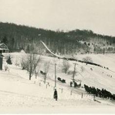 Stowe Ski Jump