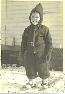 Grant Reynolds in 1938 (3 years old!)