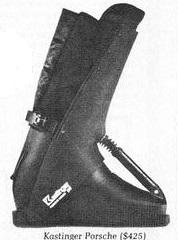 Kastinger Porsche Ski Boot