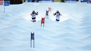 World Cup Mogul Skiing