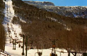 Mansfield Double and Single Chairlifts