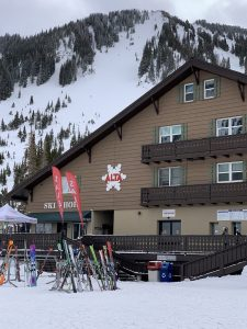 High Rustler at Alta