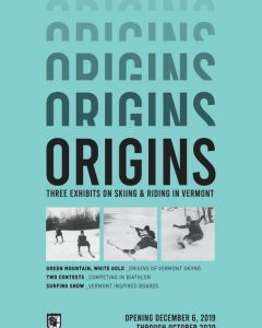 Origins Exhibit Poster