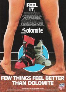 Dolomite Ski Boots