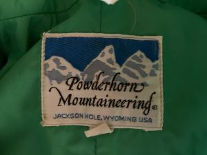 Powderhorm Mountaineering